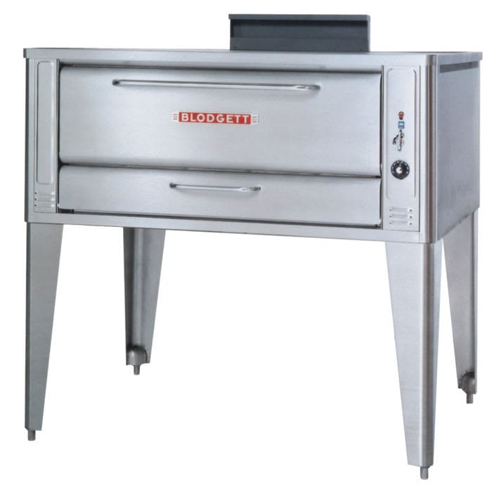 Blodgett 1048 DOUBLE Double Pizza Deck Oven, NG