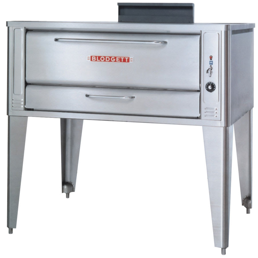 Blodgett 1048 SINGLE Pizza Deck Oven, NG