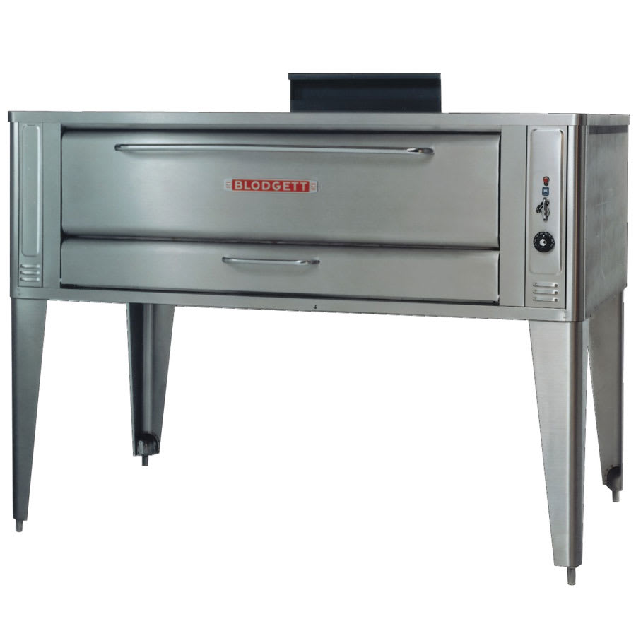 Blodgett 1060 SINGLE Pizza Deck Oven, NG