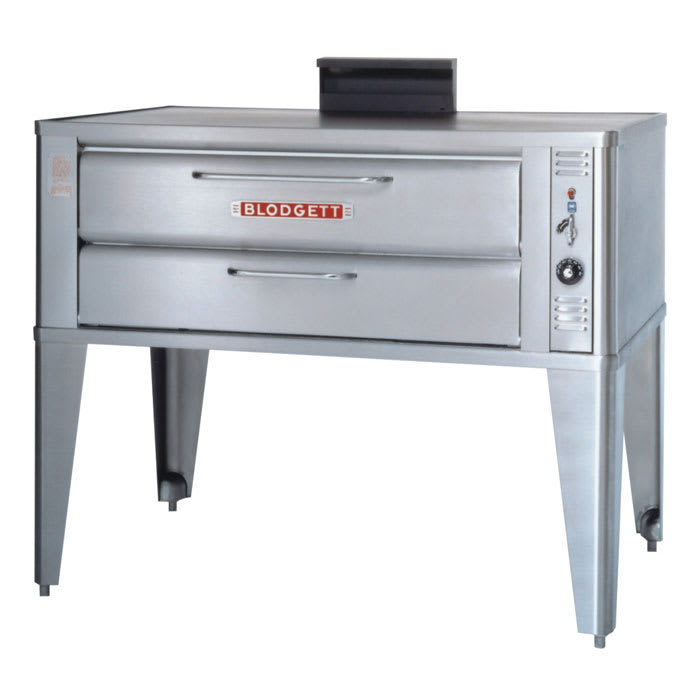 Blodgett 911 SINGLE Multi Purpose Deck Oven, NG