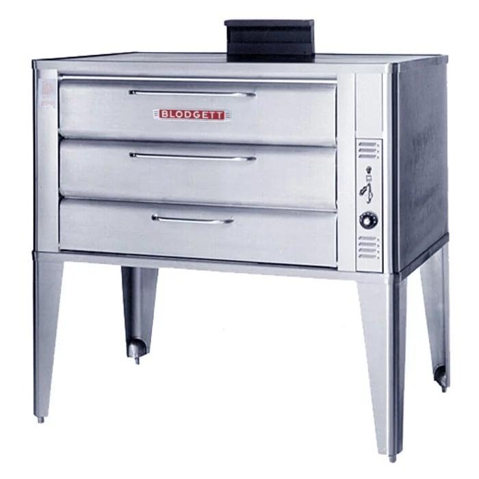 Blodgett 981 DOUBLE Double Multi Purpose Deck Oven, LP