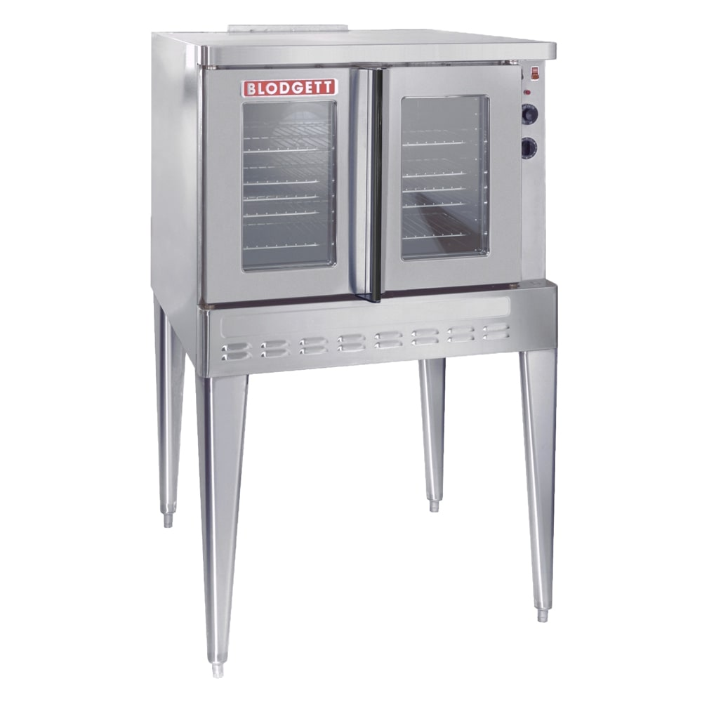Blodgett BDO-100G-ES SGL Full Size Gas Convection Oven - NG