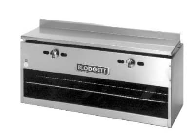 "Blodgett BPCM-36RMT 36"" Infrared Burner Gas Cheese Melter, NG"