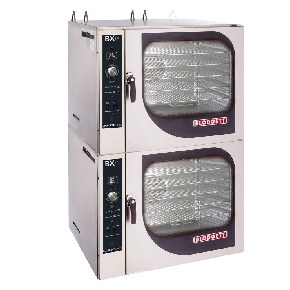Blodgett BX-14E Double Full-Size Combi-Oven, Boilerless, 208v/3ph