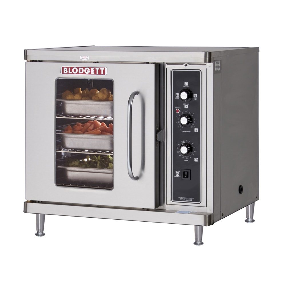 Blodgett CTB Half Size Electric Convection Oven - 208v/3ph