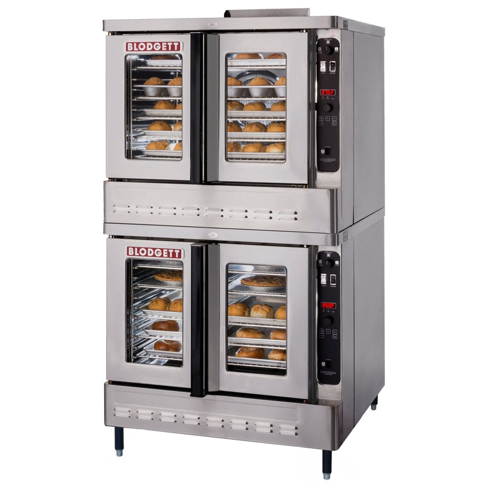 Blodgett DFG-100 Double Full Size Gas Convection Oven - NG