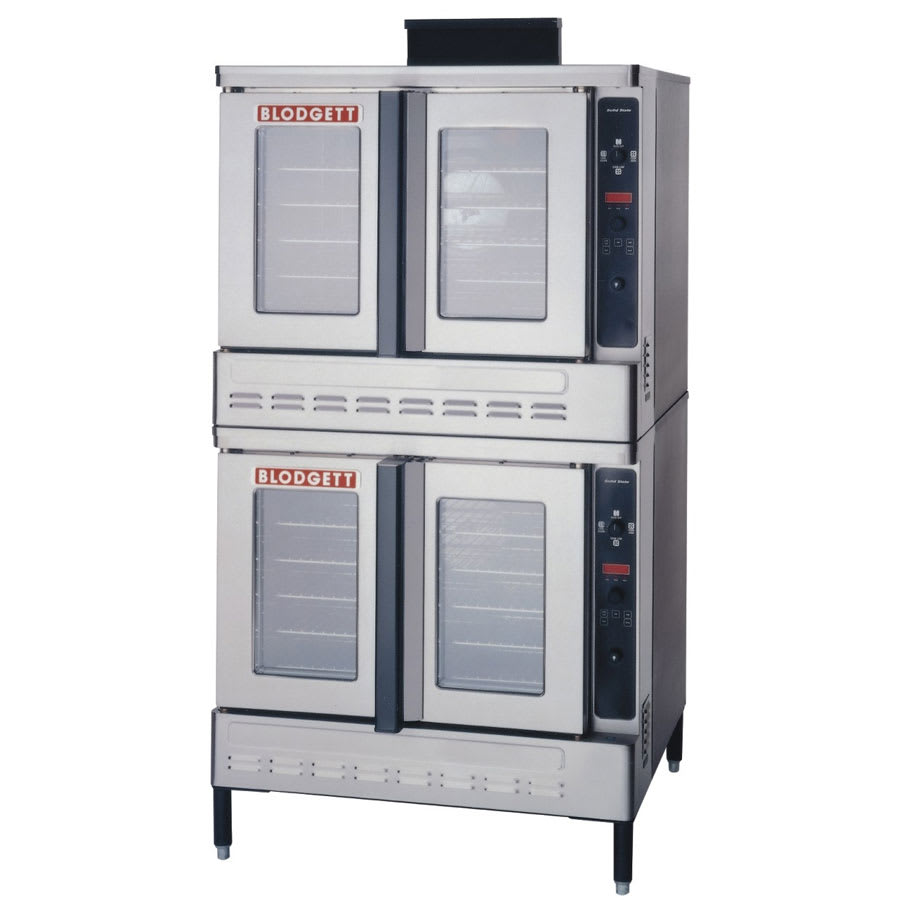 Blodgett DFG-200 DBL Double Deep Depth Gas Convection Oven - NG