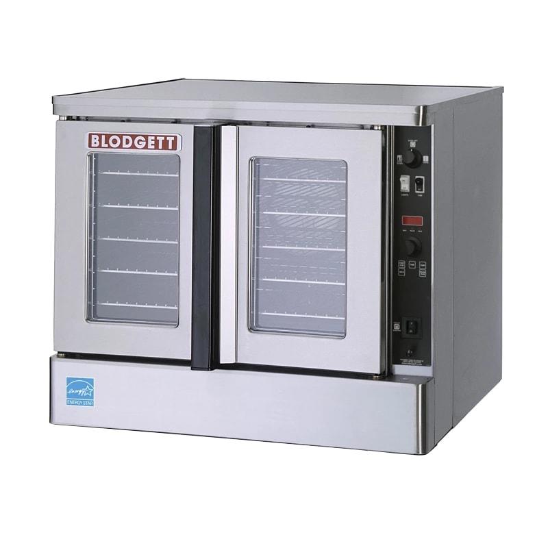 Blodgett MARK V-100 BASE Full Size Electric Convection Oven - 208v/1ph