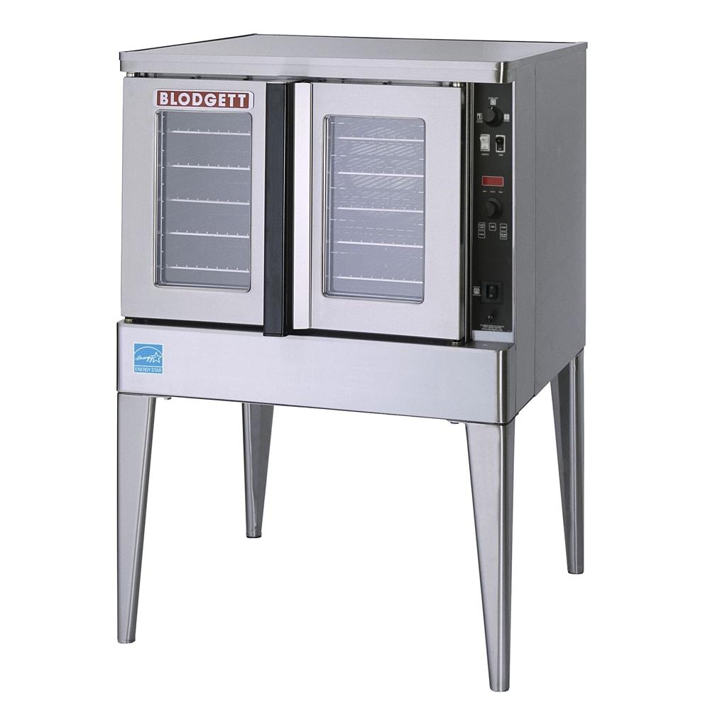 Blodgett MARK V-100 SGL Full Size Electric Convection Oven - 208v/3ph