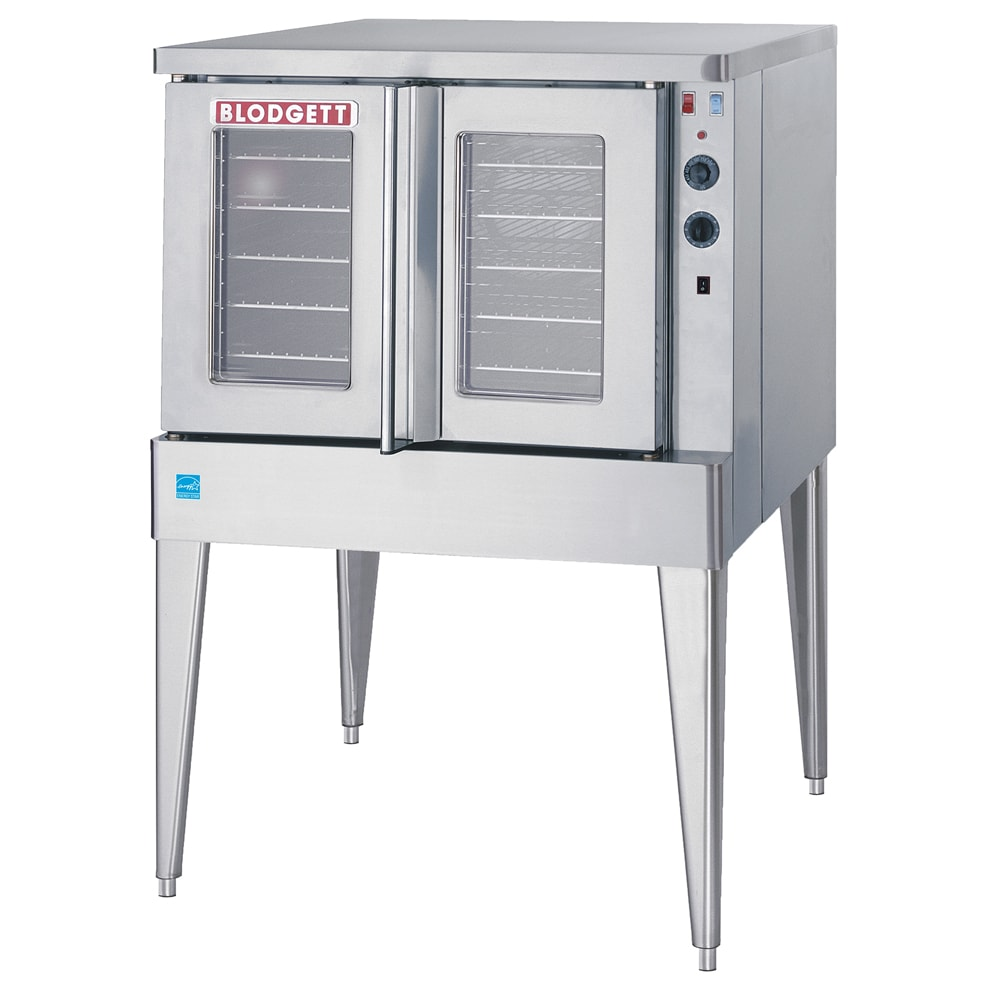 Blodgett SHO-100-E SGL Full Size Electric Convection Oven - 208v/1ph