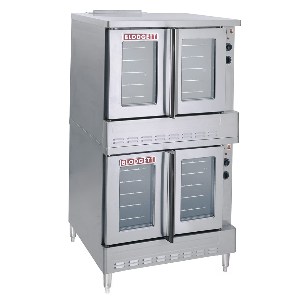 Blodgett SHO-100-G Double Full Size Gas Convection Oven - LP
