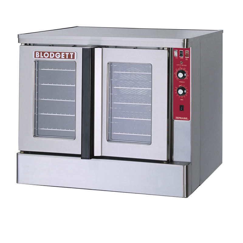 Blodgett ZEPH-100-E Full Size Electric Convection Oven - 208v/1ph