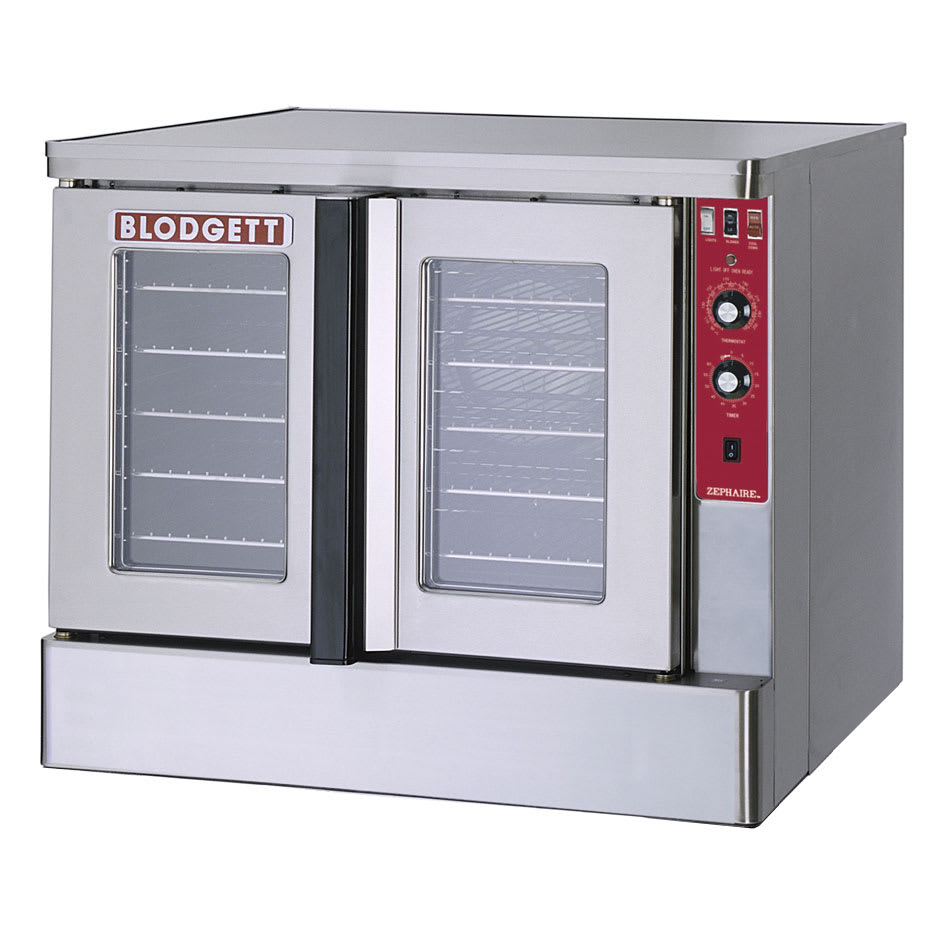 Blodgett ZEPHAIRE-200-E Deep Depth Electric Convection Oven - 208v/1ph