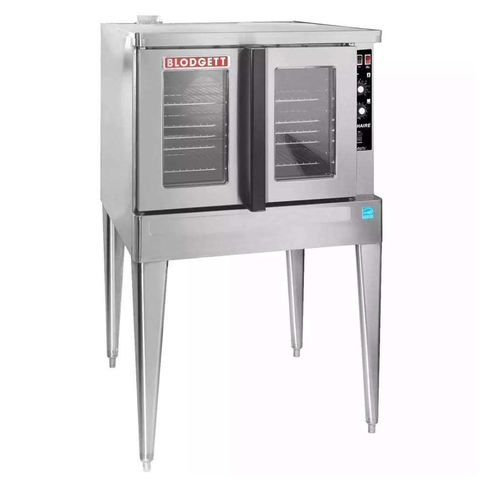 Blodgett ZEPH-200-E SGL Deep Depth Electric Convection Oven - 240v/1ph