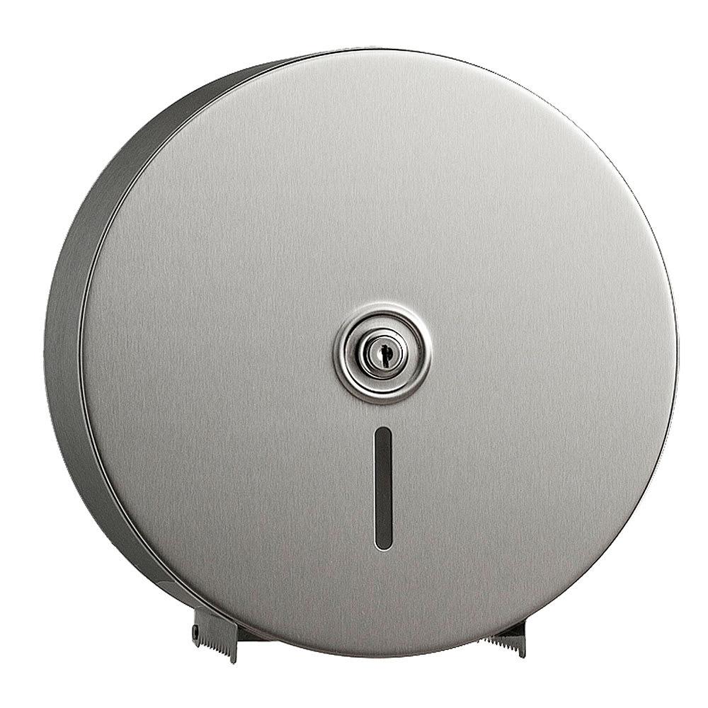 Bobrick B2890 Single Jumbo Roll Surface Mounted Toilet Tissue Dispenser