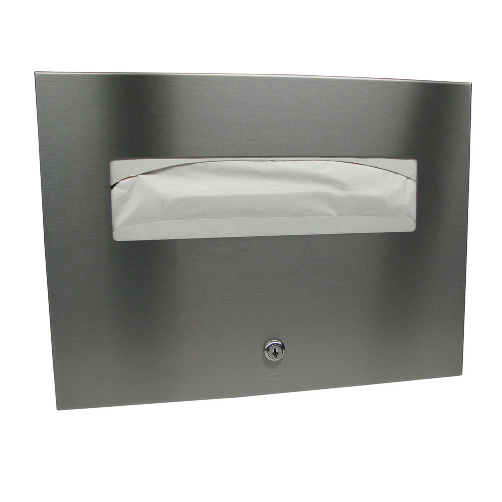 Bobrick B301 Classic Series Recessed Seat Cover Dispenser