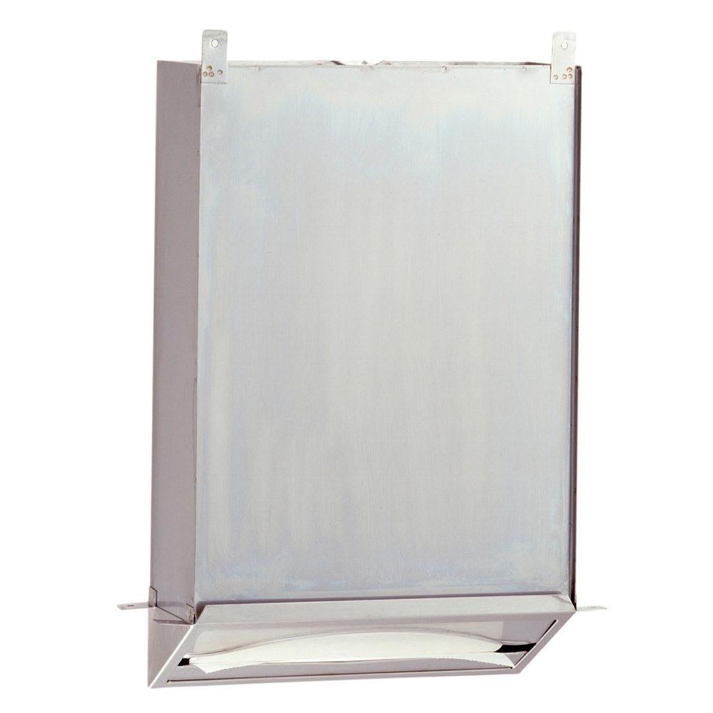 Bobrick B318 Recessed Paper Towel Dispenser