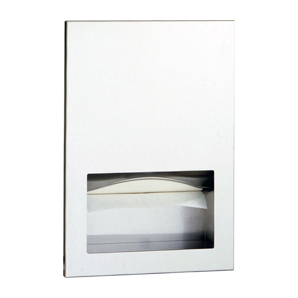 Bobrick B35903 TrimLine Series Recessed Paper Towel Dispenser