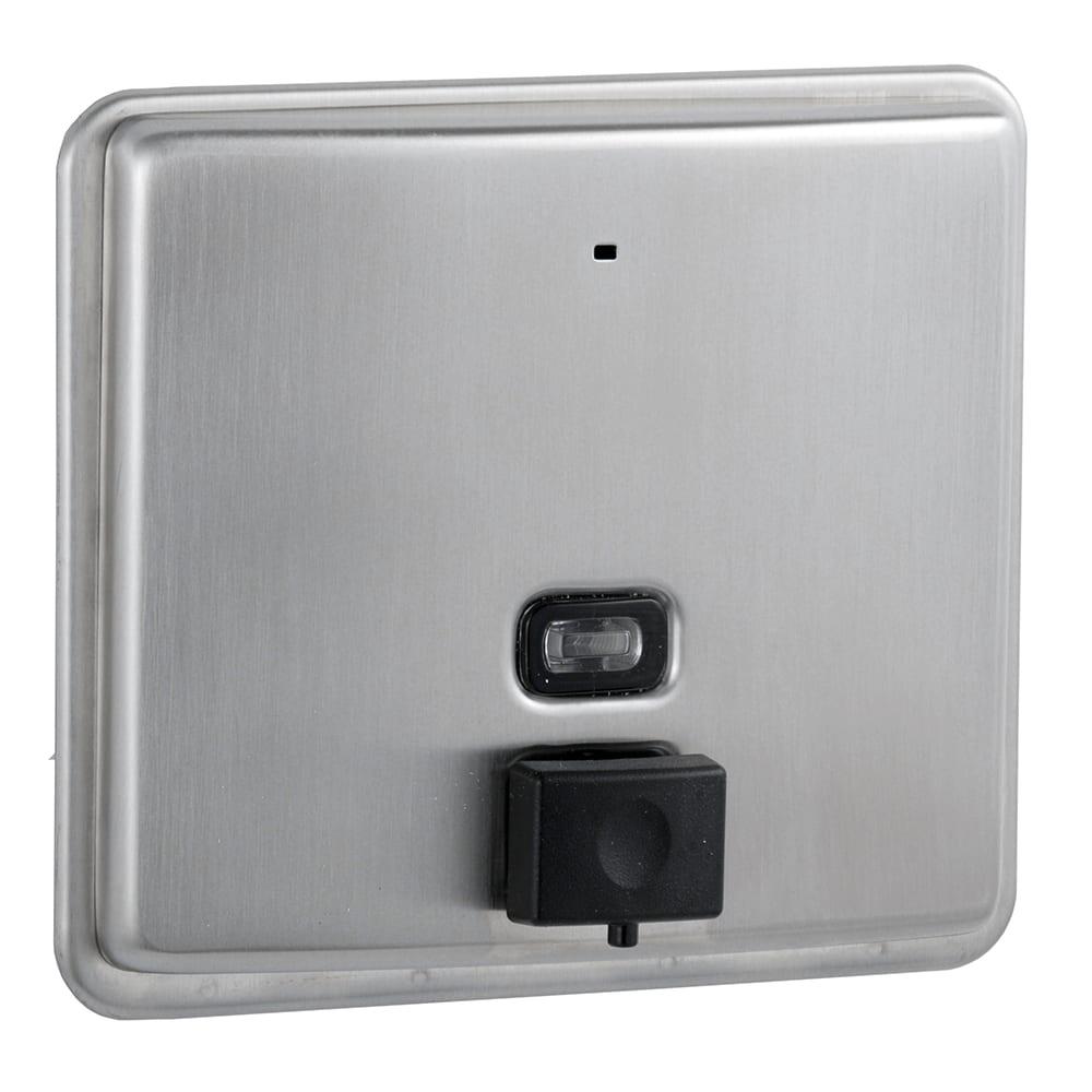 Bobrick B4063 Contura Series Recessed Soap Dispenser