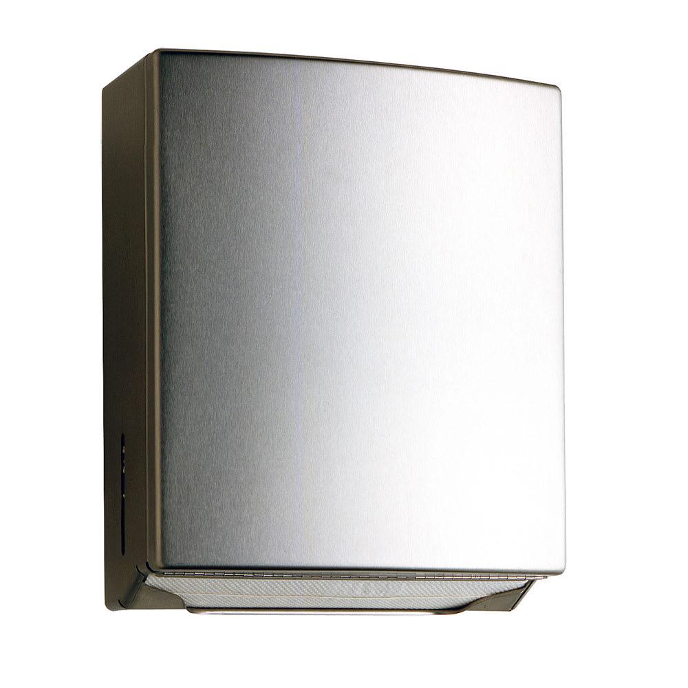 Bobrick B4262 Contura Series Surface Mounted Paper Towel Dispenser