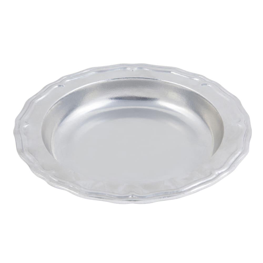 "Bon Chef 1035P 10.75"" Round Serving Bowl w/ 30-oz Capacity, Aluminum w/ Pewter-Glo"