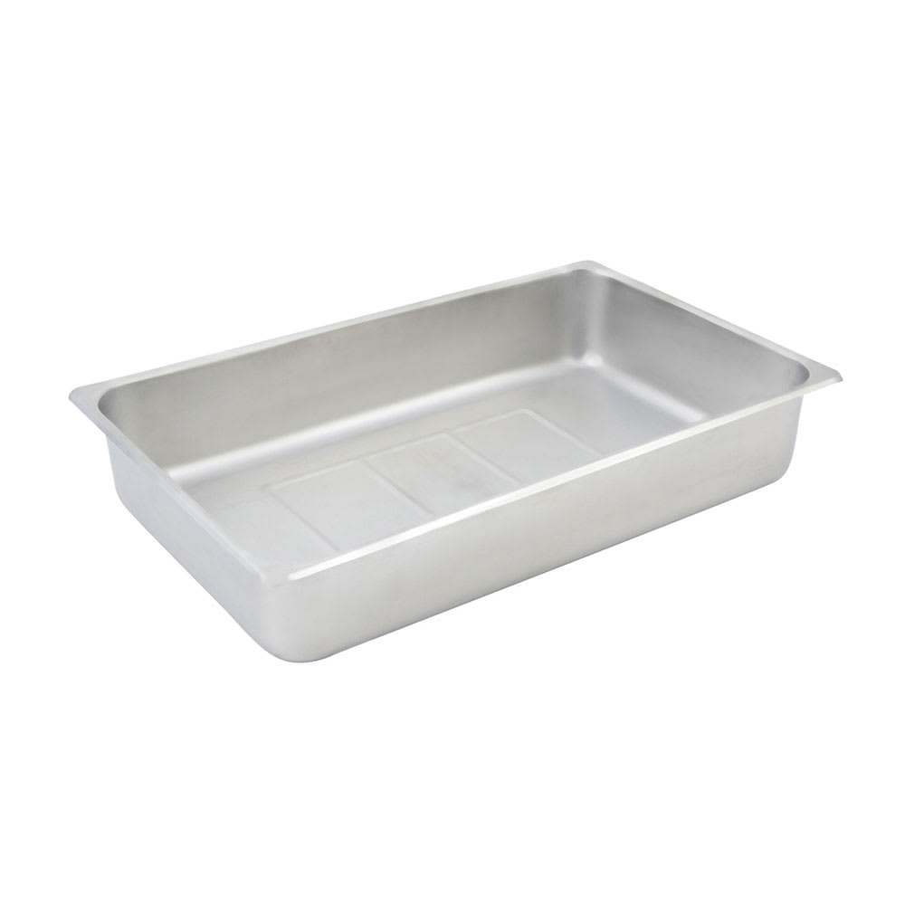 "Bon Chef 12006 21"" Rectangular Chafer Water Pan w/ 2-gal Capacity"