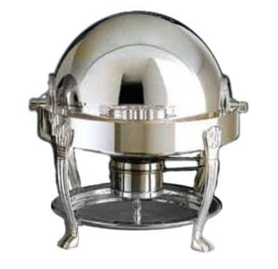 Bon Chef 13014 3-Qt Full Roll Down Chafer, Silver