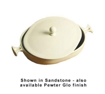 Bon Chef 3028CP 2-QT Bouillabaisse Dish Cover, Aluminum/Pewter-Glo
