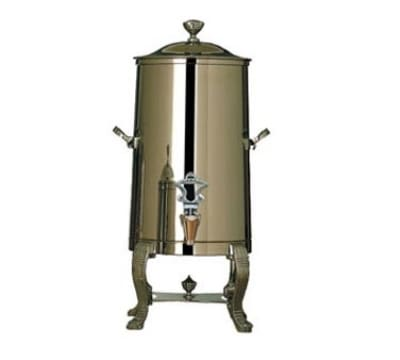 Bon Chef 40003CH 3-Gallon Coffee Urn Server, Insulated Heavy Gauge Stainless, Chrome