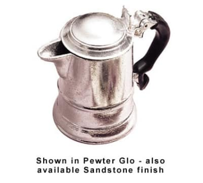 Bon Chef 4009P 20-oz Coffee Server, Aluminum/Pewter-Glo