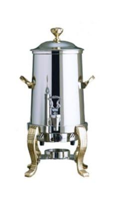 Bon Chef 41001 2-Gallon Coffee Urn Server, Single Wall, Stainless Steel