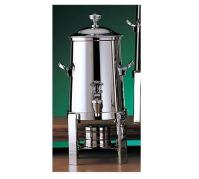 Bon Chef 42101C 2-Gallon Coffee Urn Server, Solid Fuel, Chrome Trim