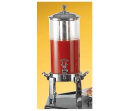 Bon Chef 42500S 2-Gallon Juice Dispenser, Silver