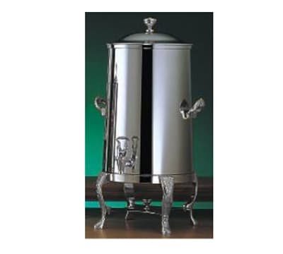 Bon Chef 47005C 5-Gallon Insulated Coffee Urn Server, Chrome, Renaissance
