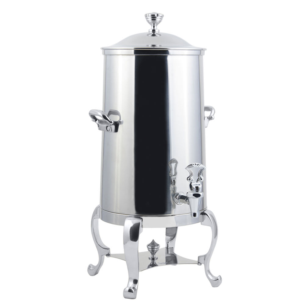 Bon Chef 49003C 3 gal Insulated Coffee Urn Server, Chrome, Roman