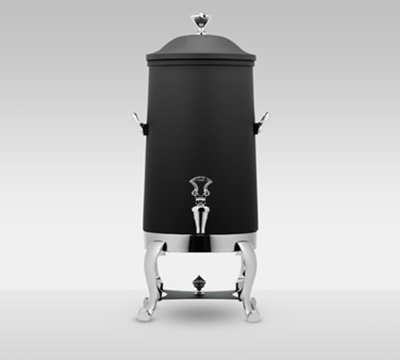 Bon Chef 49003C-NERO 3-gal Insulated Coffee Urn/Server - Nero