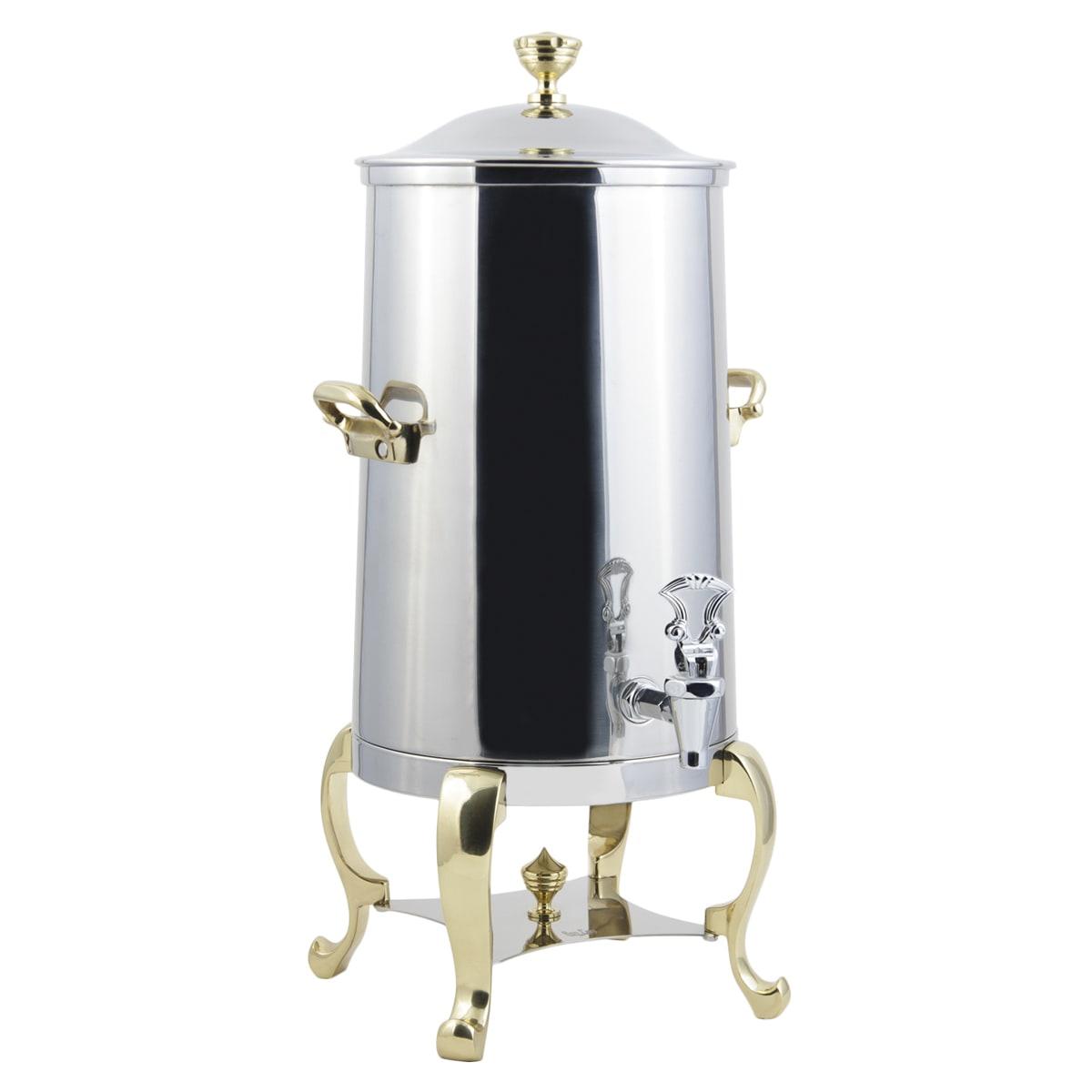 Bon Chef 49005 5 Gallon Insulated Coffee Urn Server, Roman