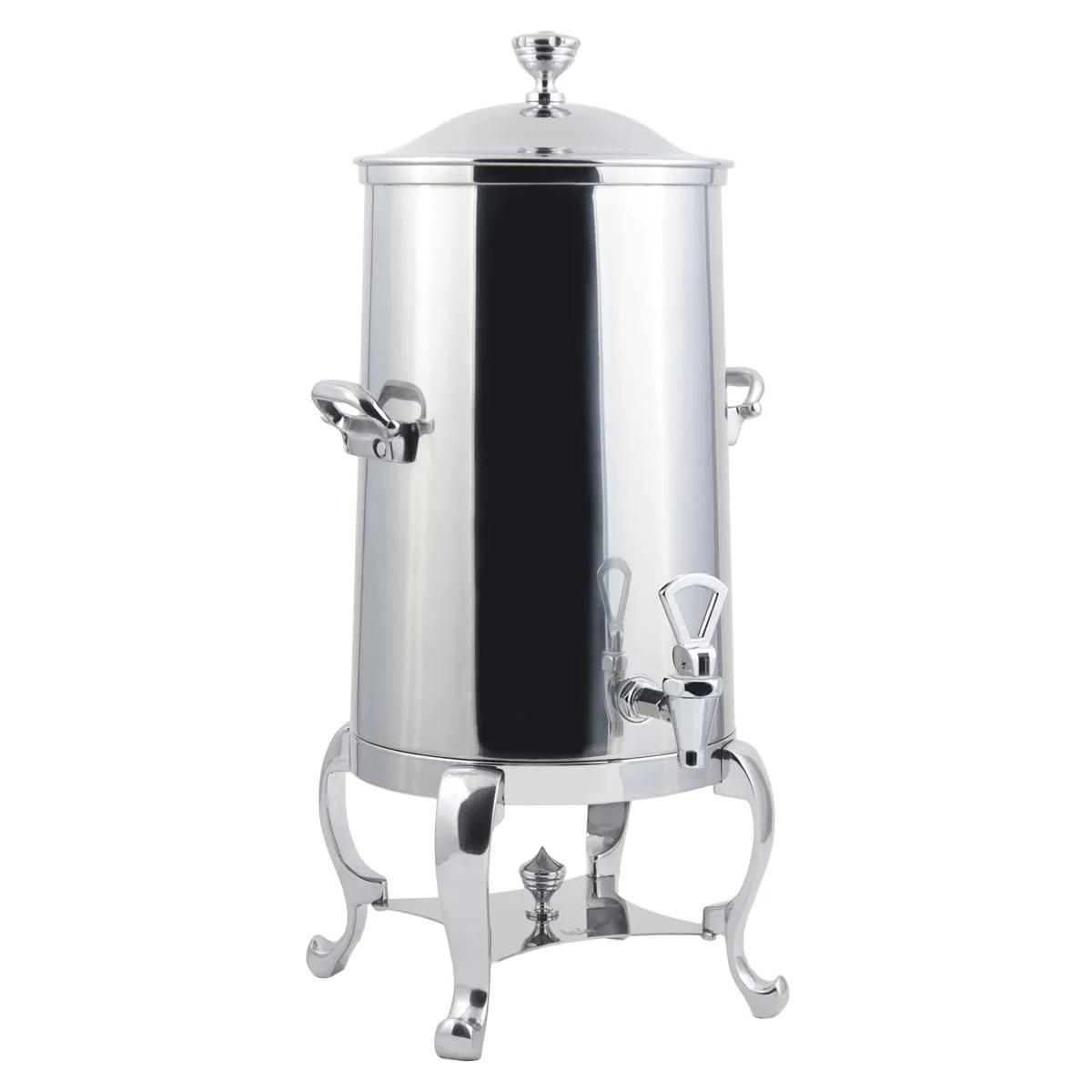 Bon Chef 49005C 5 gal Insulated Coffee Urn Server, Chrome, Roman