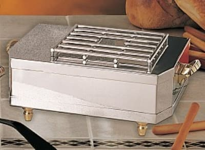 Bon Chef 50001G Spare Grill, Stainless Steel Stove Top Cover Up
