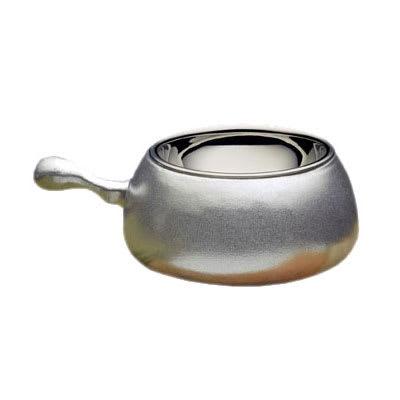Bon Chef 5050P 2.13-qt Fondue Pot, Pewter-Glo