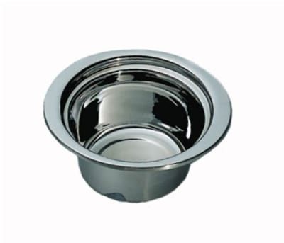 Bon Chef 5250HRSS 2-qt Casserole Steamtable Dish, Round Stainless Handle
