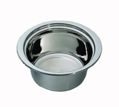 Bon Chef 5260HRSS 5-qt Casserole Steamtable Dish w/ Round Stainless Handle
