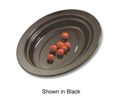 "Bon Chef 5288HR 2.5.-qt Full Oval Food Pan w/ Round Handle, 2"" Deep"