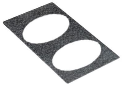 Bon Chef 53006 SLATE Tile For (2) 53205 or 53206, Slate