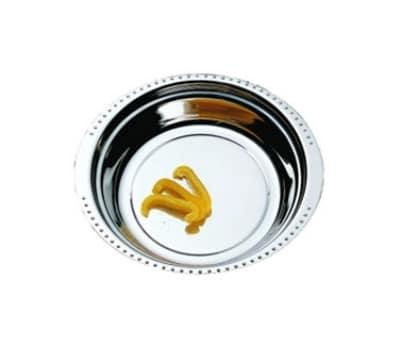 Bon Chef 5355HR 2.5-qt Casserole Steamtable Dish w/ Round Handle, Bolero, Stainless
