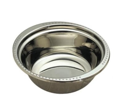 Bon Chef 5356HL 4-qt Casserole Steamtable Dish w/ Long Handle, Bolero, Stainless