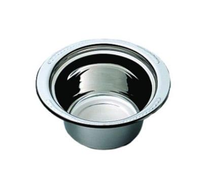 Bon Chef 5450HL 2-qt Round Casserole Steamtable Dish w/ Long Handle, Laurel