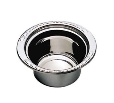 Bon Chef 5650HR 2-qt Casserole Steamtable Dish w/ Round Handle, Arches, Stainless