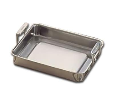Bon Chef 60013 3-qt Cucina Food Pan w/ Handles, Stainless Steel