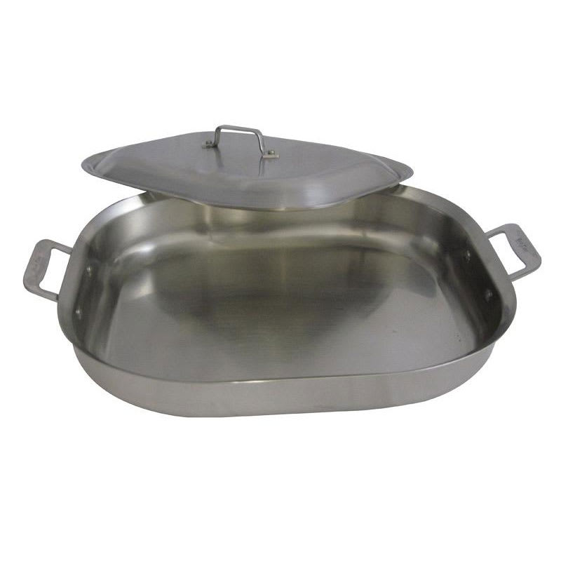Bon Chef 60023CLD 5 qt Stainless Steel Braising Pot